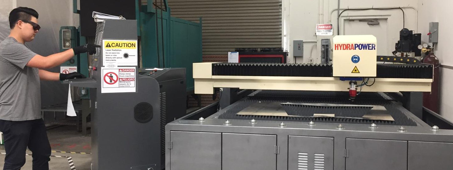2D Laser Cutting Service